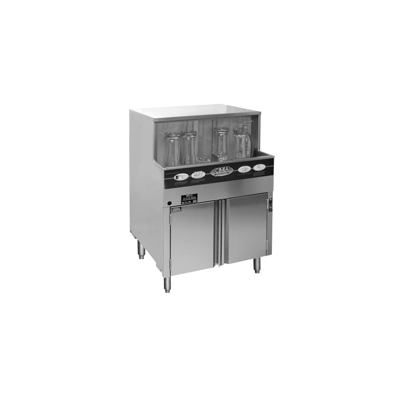CMA Dishmachines GL-C Undercounter Chemical Sanitizing Glasswasher