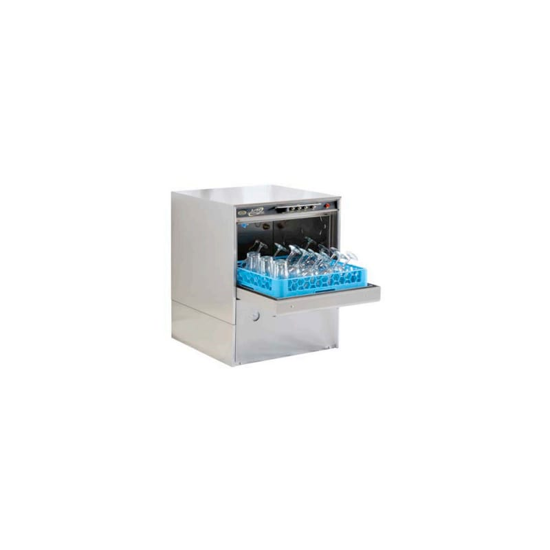 CMA Dishmachines L-1C Low-Temp Undercounter Chemical Sanitizing Glasswasher