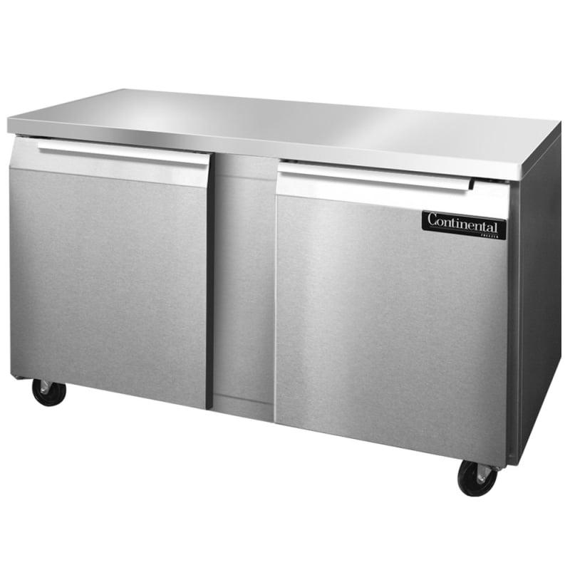 Continental Refrigerator SWF60 Undercounter Freezer - 17 Cu. Ft.