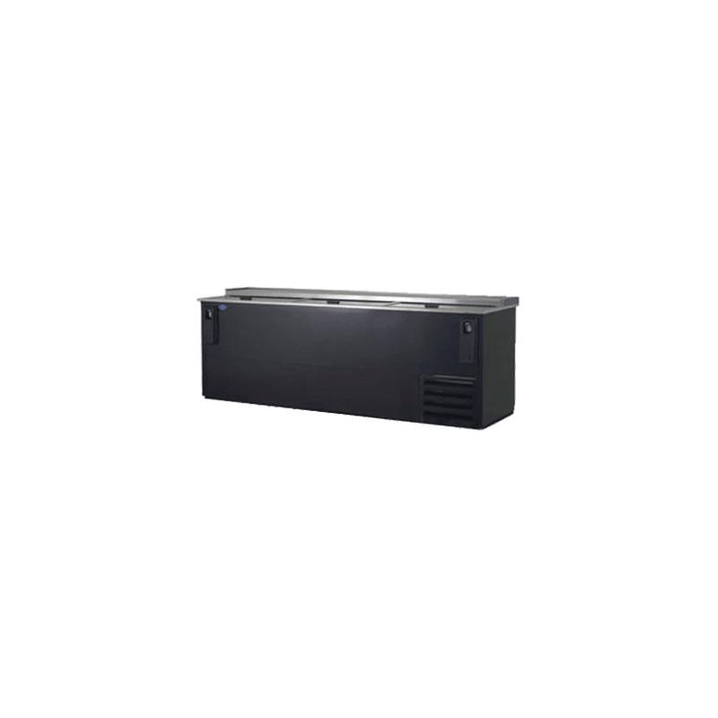 Fogel BCX-95-DBST 30 cu. ft. Capacity Bottle Cooler