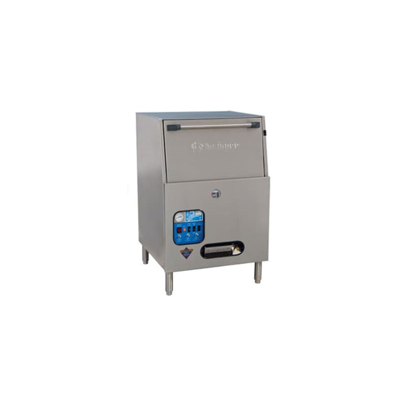 Insinger GW-40 Low-Temp Chemical Sanitizing BarMaster Glasswasher
