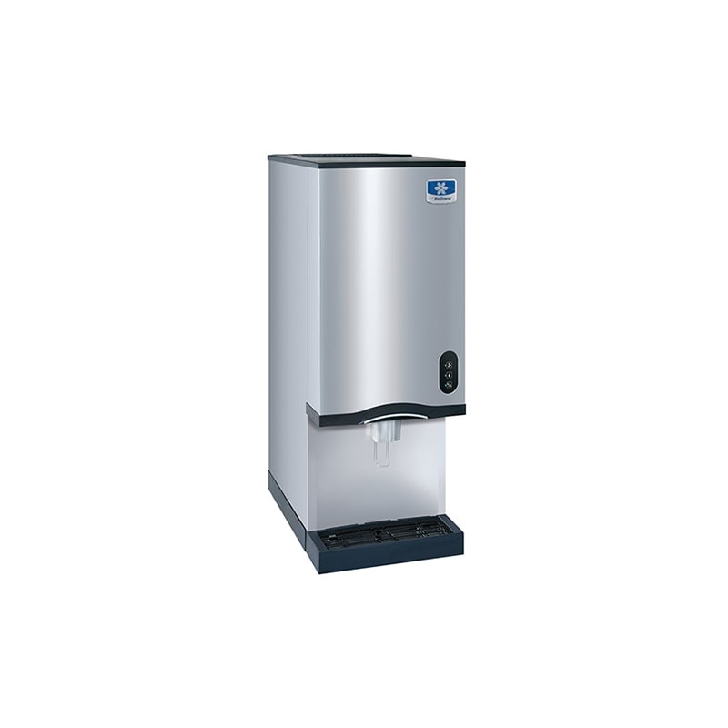 Manitowoc RNS-20A Countertop Nugget Ice and Water Dispenser- 20 lb Bin