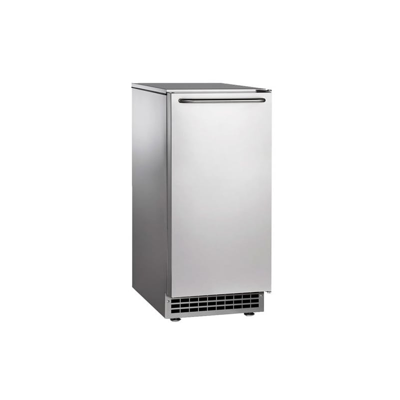 Scotsman CU50PA-1A Energy Star Undercounter Commercial Ice Machine with Built-In
